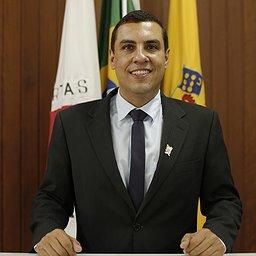 Pedro Adjuto - Vereador da Câmara de Paracatu-MG